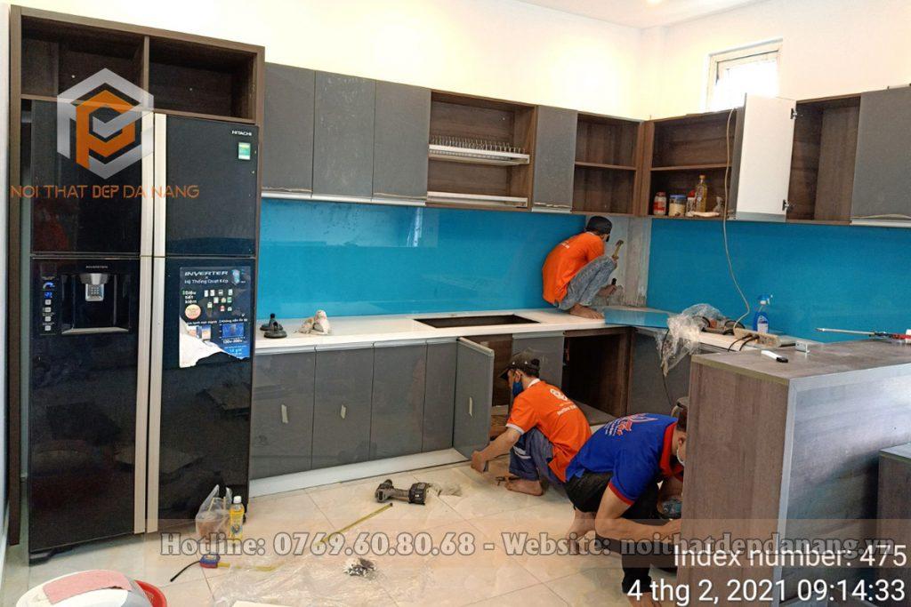 thi công cải tạo nội thất gia đình tại Golden Hills Đà Nẵng