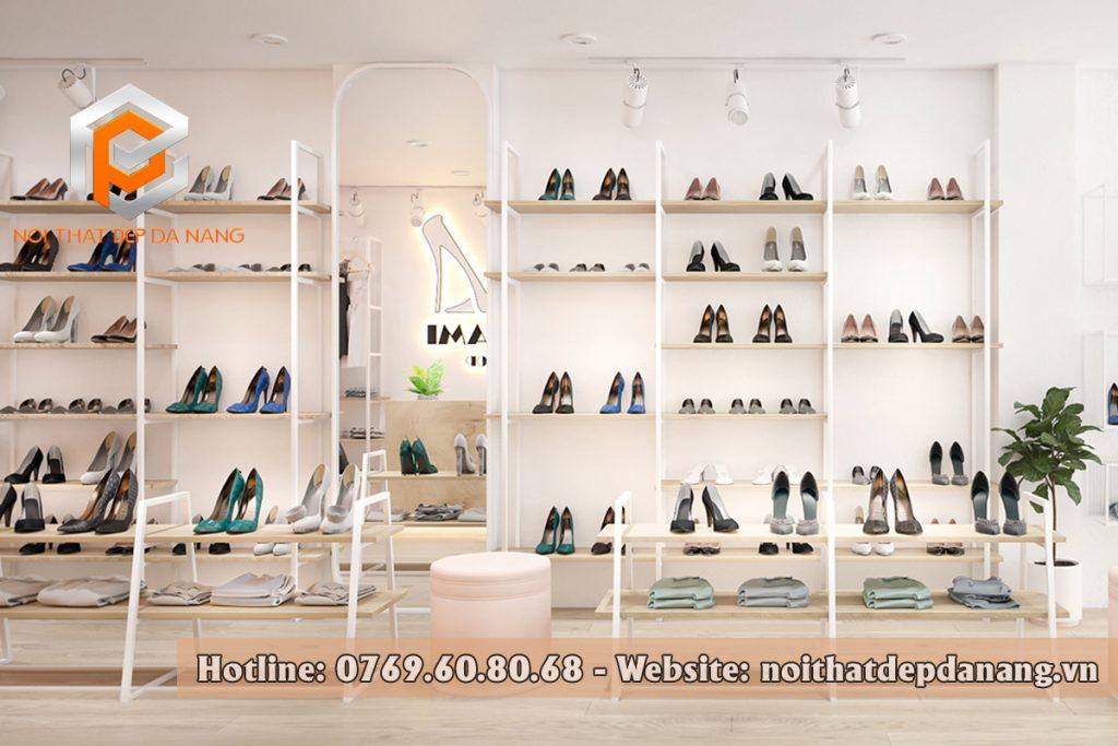 thiết kế nội thất shop thời trang tại Đà Nẵng